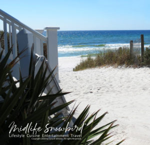 Iconic Seaside on the gorgeous Emerald Coast of Northwest Florida