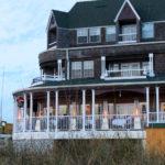 Midlife snowbird, Beachwalk Cafe, Henderson Park Inn, Destin, Florida