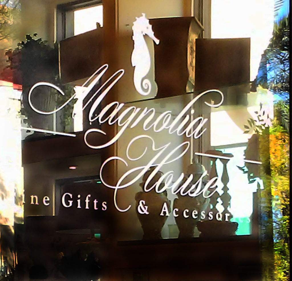 Exterior of Magnolia House, Grand Boulevard, Miramar Beach, FL