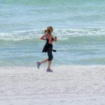 Runner, Miramar Beach, Florida