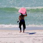 Surfer, Miramar Beach, Florida