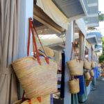 Open air market in Seaside Florida