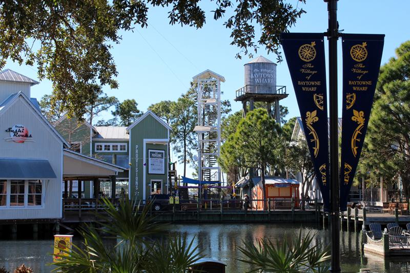 Village of Baytowne Wharf, Sandestin, Florida