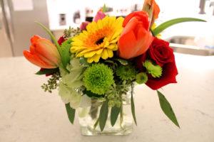 anniversary bouquet Midlife Snowbird