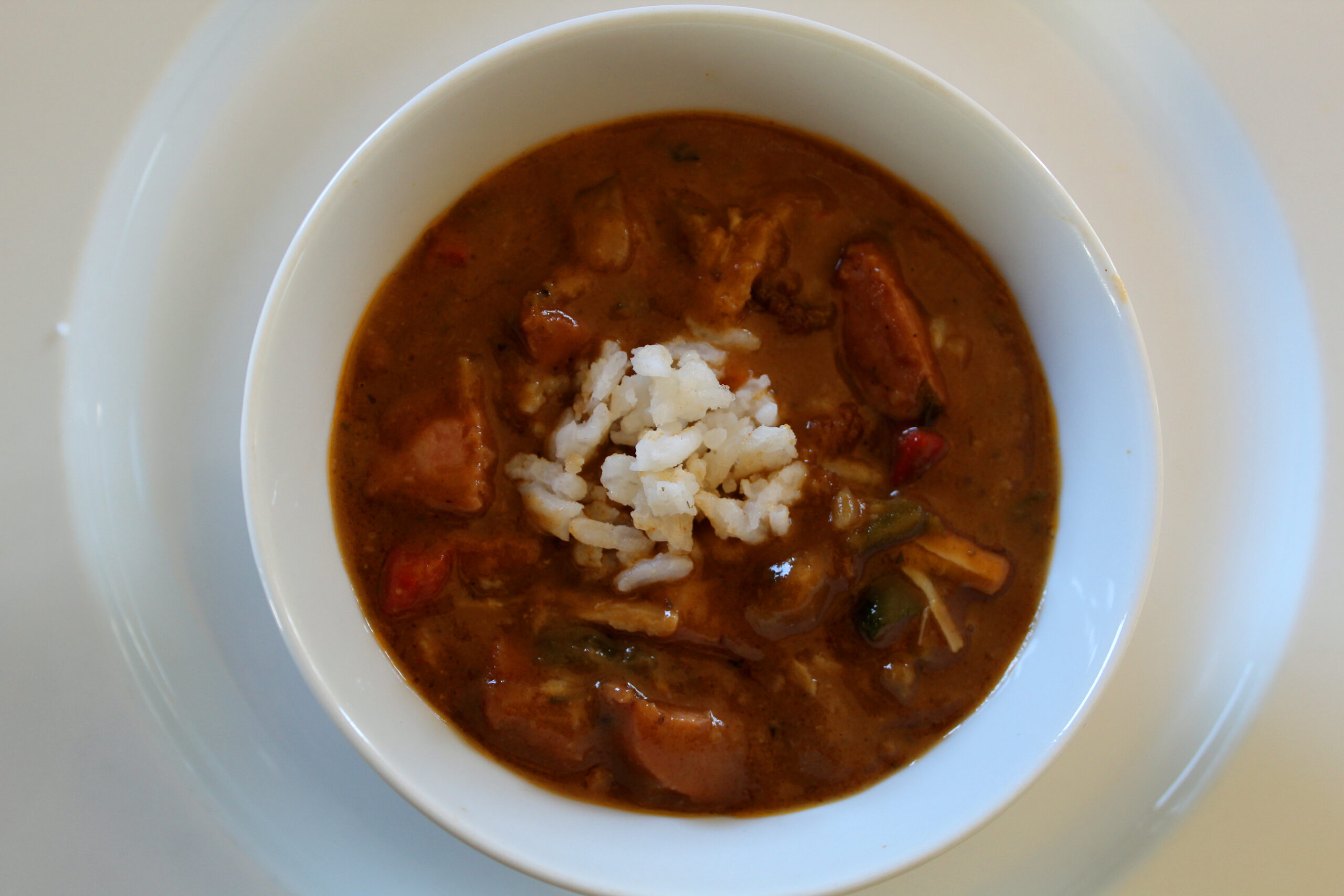 Chicken Kielbasa Shrimp Gumbo Recipe Midlife Snowbird