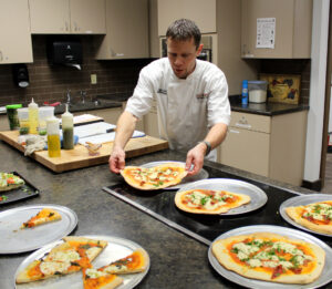 Pizza Night Cooking Class Midlife Snowbird