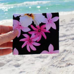 Hawaiian coin purse Midlife Snowbird blog