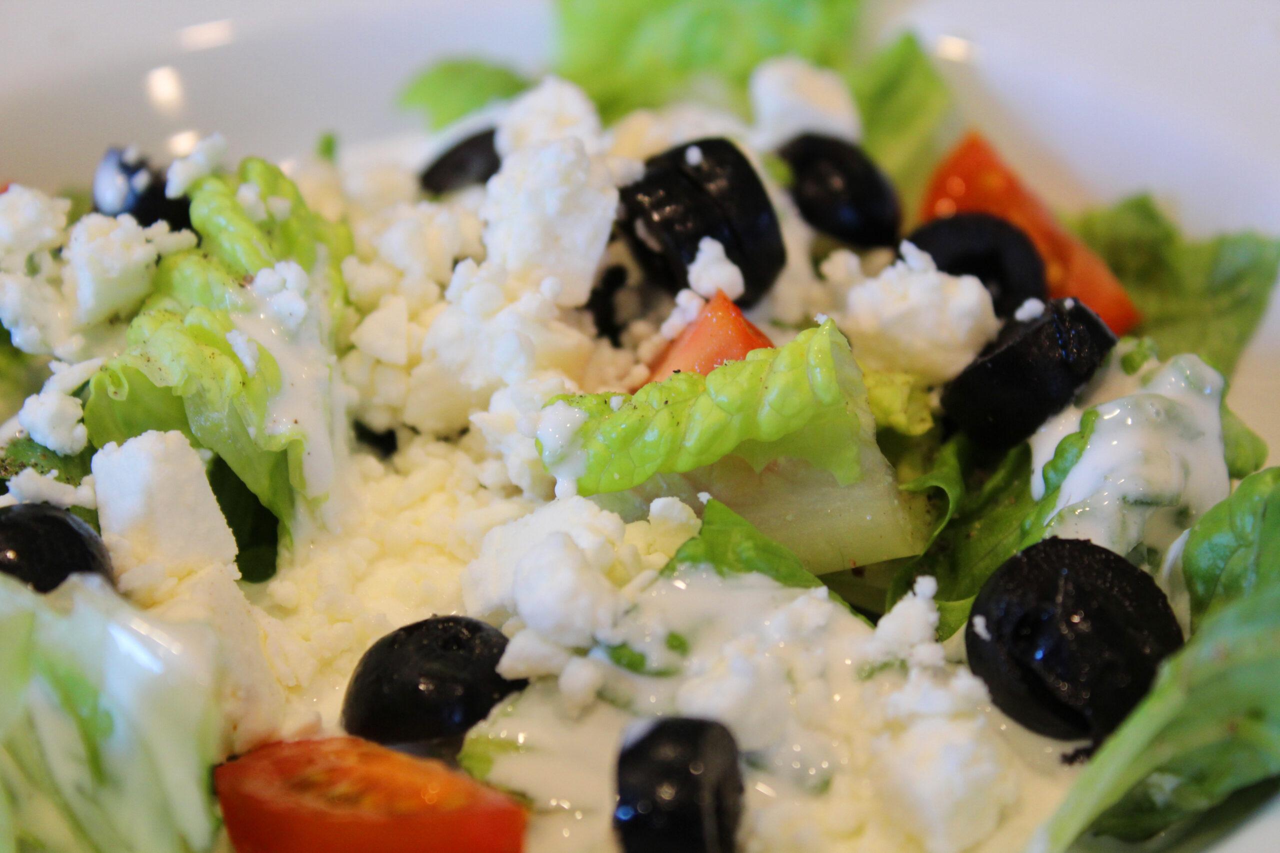 Ranch Salad Dressing Recipe Midlife Snowbird